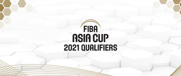 FIBA アジアカップ2021予選 <Window 1>